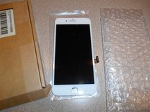 Apple Iphone 7 Plus White LCD Digitizer Glass Screen New Replacement in Yorkville, Illinois