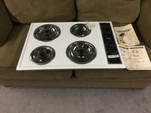 """Brand New 30"""" Whirlpool Electric Counter Top Stove in Fort Polk, Louisiana"""