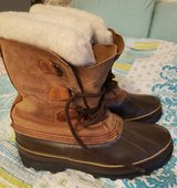 REDUCED SOREL Bighorn boots in 29 Palms, California