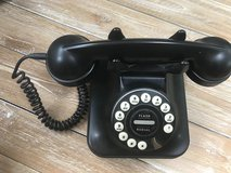Vintage style phone from Pottery Barn in Okinawa, Japan