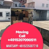LOCAL MOVING, PICK UP AND DELIVERY, REMOVALS,  RELOCATION,  TRANSPORT in Wiesbaden, GE