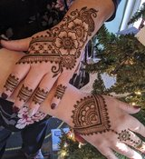 Ladies Henna Party/ Birthday / Graduation party in Conroe, Texas