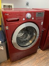LG Washer & Gas Dryer in The Woodlands, Texas