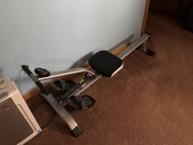 rowing machine in DeKalb, Illinois