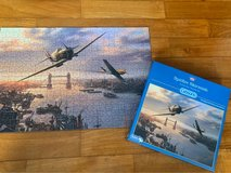 Gibson Spitfire Skirmish Puzzle in Okinawa, Japan