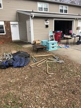 garage sale on post in Fort Campbell, Kentucky