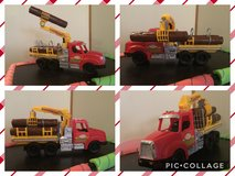 Toddler log truck in Orland Park, Illinois