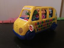 Leap frog abc learning phonics bus in Orland Park, Illinois