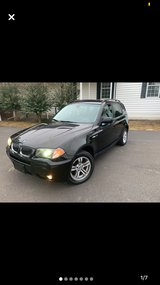 2006 BMW X3, low miles 121,000, clean title in hand in Byron, Georgia