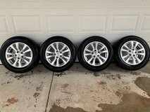 4 Nissan factory wheels/rims with TPM in Fort Campbell, Kentucky