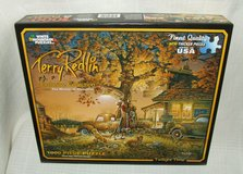 Terry Redlin Exclusive Collection Jigsaw Puzzle Twilight Time in Westmont, Illinois
