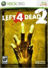 Left 4 Dead 2 - Xbox 360 in Clarksville, Tennessee