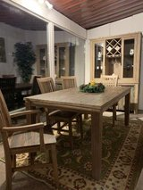 United Furniture - New Item - Kipling Dining Set -Solid Wood (Acacia) including delivery in Stuttgart, GE