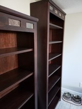 Mahogany Solid Wood Shelves in Kansas City, Missouri