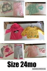 24 month baby girl clothes in Naperville, Illinois