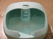 Foot Spa in Lakenheath, UK