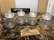 PRINCESS HOUSE CANISTER SET MEDIUM SIZE in Houston, Texas