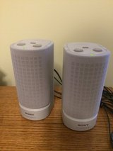 Sony Powered Speakers SRS 88PC Mint Condition in Bolingbrook, Illinois