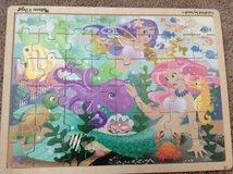 Mermaid Melissa & Doug Puzzle in Aurora, Illinois