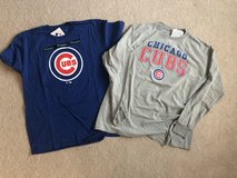Men's cubs shirts in Bolingbrook, Illinois