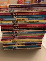 Horrid Henry books in Lakenheath, UK