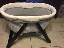 Ingenuity Foldaway Rocking Wood Bassinet in Kingwood, Texas