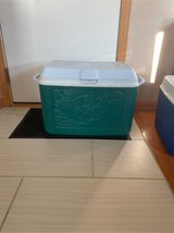 Rubbermaid Cooler green in Westmont, Illinois