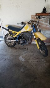 dirtbike 80cc in Travis AFB, California