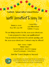 Teachers: Math, Science, English, Multiple Subject, Special Education, Speech & Language, School... in Travis AFB, California