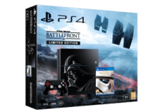 NEW Sony PlayStation 4 Star Wars Darth Vader Limited Edition Bundle PS4 System in Bolingbrook, Illinois