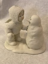 """Snowbabies """"Why Don't You Talk To Me"""" in Plainfield, Illinois"""