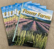 NIP Rigby PM Flying Colors: Leveled Reader Package Level J Flower Farms in Okinawa, Japan