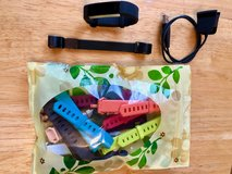 Fitbit Alta HR  w/ Small Colorful Bands.. (Price Reduced) in Stuttgart, GE