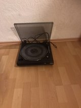 Record player in Wiesbaden, GE
