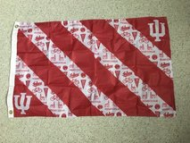 IU Indiana University Banner in Chicago, Illinois
