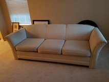 Ivory Colored Couch in Joliet, Illinois