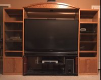 tv/stand/entertainment ctr in Fort Campbell, Kentucky