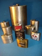 "FLASKS FROM 3 1/4 "" TO 11 "" TALL in Yorkville, Illinois"