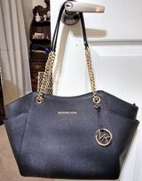Michael Kors Jet Set Saffiano Leather Tote Purse in Conroe, Texas