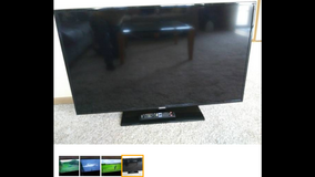 """46"""" SAMSUNG TV OR USE COMPUTER MONITOR BEAUTIFUL CONDITION WORKS PE... in Naperville, Illinois"""
