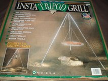 Tripod Grill for Campfires in Plainfield, Illinois