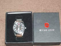 Swiss Army Watch in Chicago, Illinois