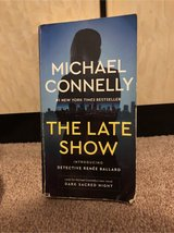 The Late Show- Michael Connelly in Fort Leonard Wood, Missouri