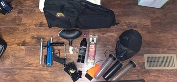 Paintball equipment in Fort Polk, Louisiana