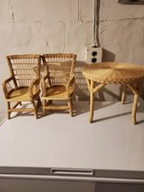 american girl wicker set in Sandwich, Illinois