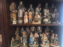 Old People Figurines in Fort Benning, Georgia