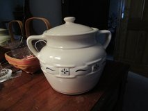 Longaberger Cookie Jar - Blue Traditions in Westmont, Illinois