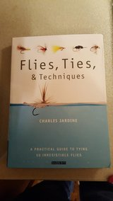 Flies, Ties, & Techniques in Clarksville, Tennessee