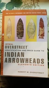 INDIAN ARROWHEADS in Clarksville, Tennessee