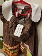 Cute Girls Turkey Dress w/ Bloomers in Camp Pendleton, California